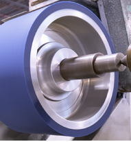 Roller Technologies will catalog all incoming rollers and will complete both static and dynamic Quality Checks of each roller.