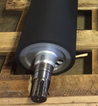 Custom solutions to a very diverse industrial roller market.