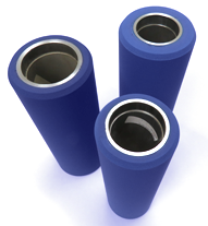 Superior rubber components have allowed Roller Technologies rubber formulators to develop specific compounds for each roller station.