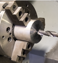 In-house CNC machining allows for quick prototype and high volume orders to be processed under our quality control standards.